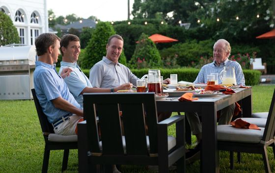 BBQGuys, Backed by Eli and Peyton Manning, Inks $963 Million Velocity SPAC Deal