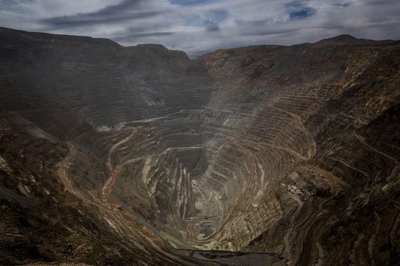 After 40 Years, Top Copper Producer Struggles to Stay Ahead