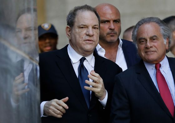 Wall Street Is Adding a New 'Weinstein Clause'Before Making Deals