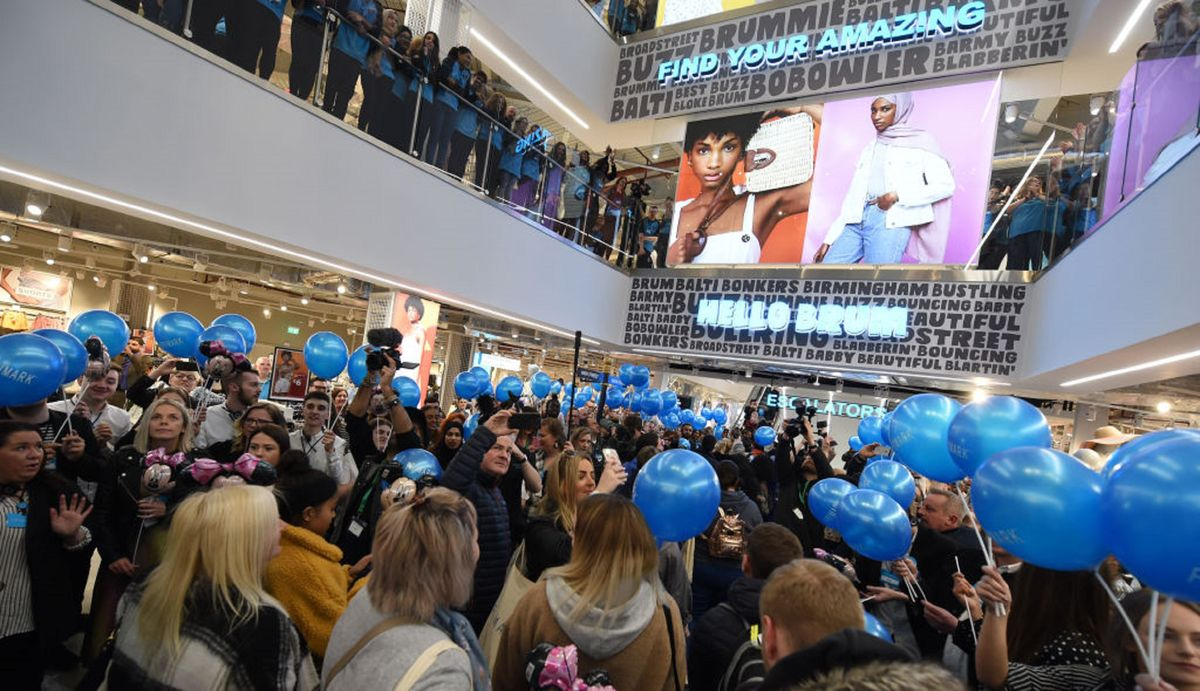 Department Stores Are Dead? Nobody Told Primark