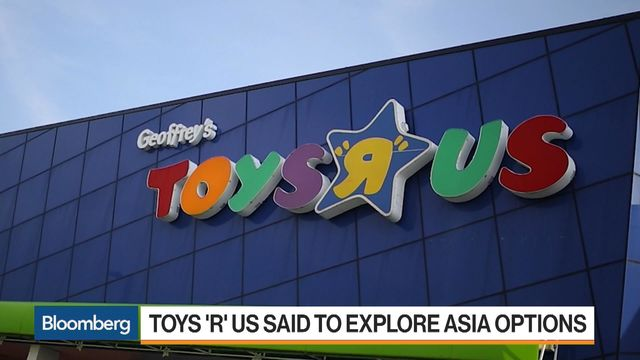 Image result for Toys 'R' Us Is Exploring Options for Its $2 Billion Asia Business