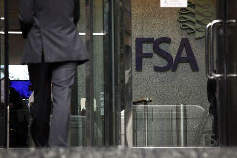 U.K. Regulator Said Quiz Banks About U.S. Swap Registration