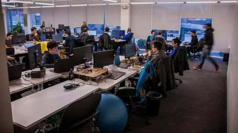 Maluuba head office in Waterloo, Ontario