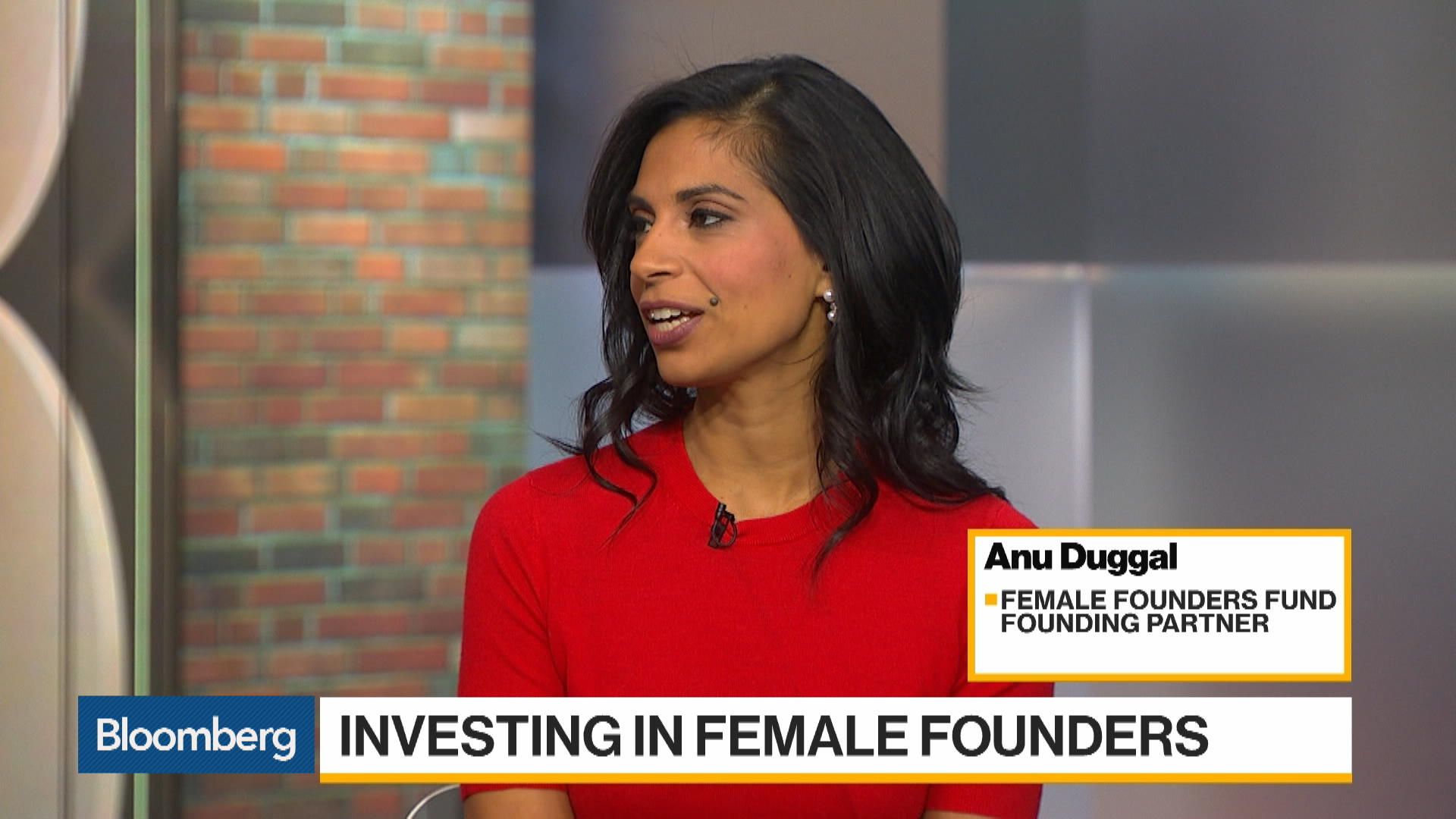 Women on Wall Street: Female-Led Startups and Venture Capital