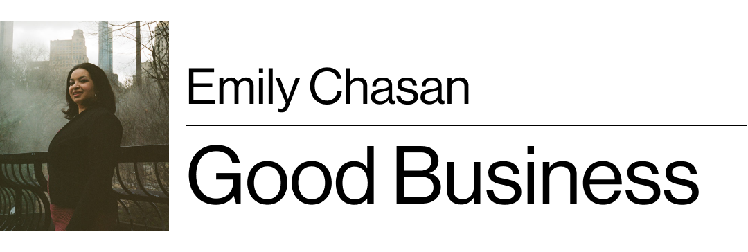Emily Chasan's Good Business