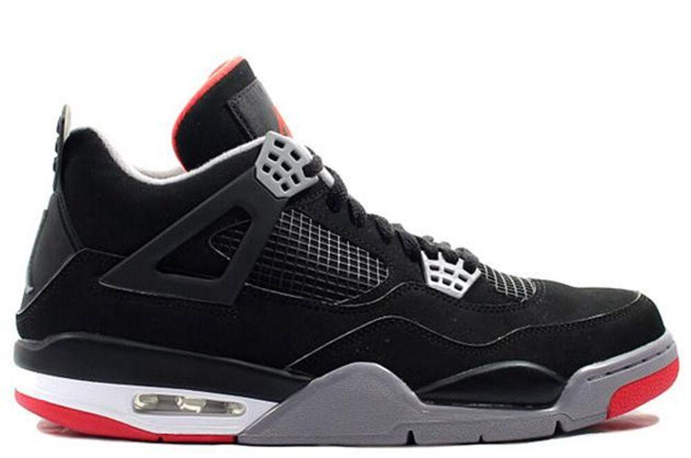 Jordan 4 Retro Black Cement