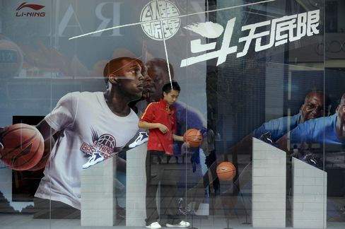 Li Ning Seeks to Revive Brand With NBA Superstar Dwyane Wade