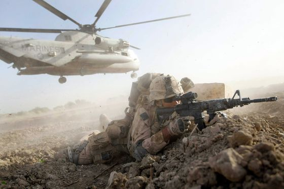 How the U.S. Got Into and Out of Afghanistan