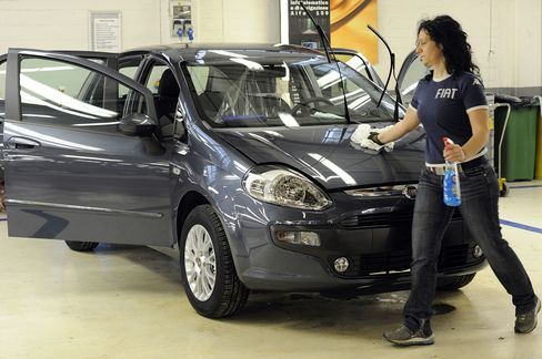 Fiat Passes Gas Boom From Italy to U.S. With Obama Rule