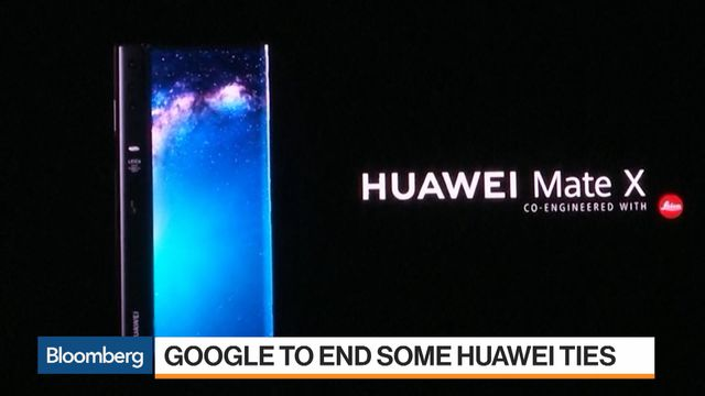 Huawei Considers Rivals to Google's Android After U.S. Ban