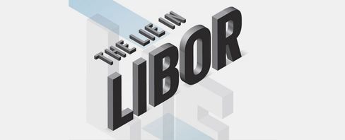 The Lie in Libor