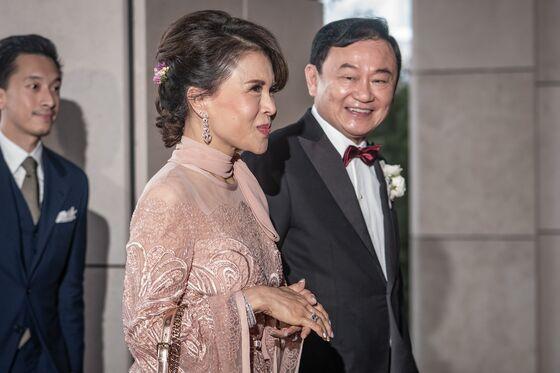 Thai King's Thaksin Rebuke Points to Junta-Backed Government