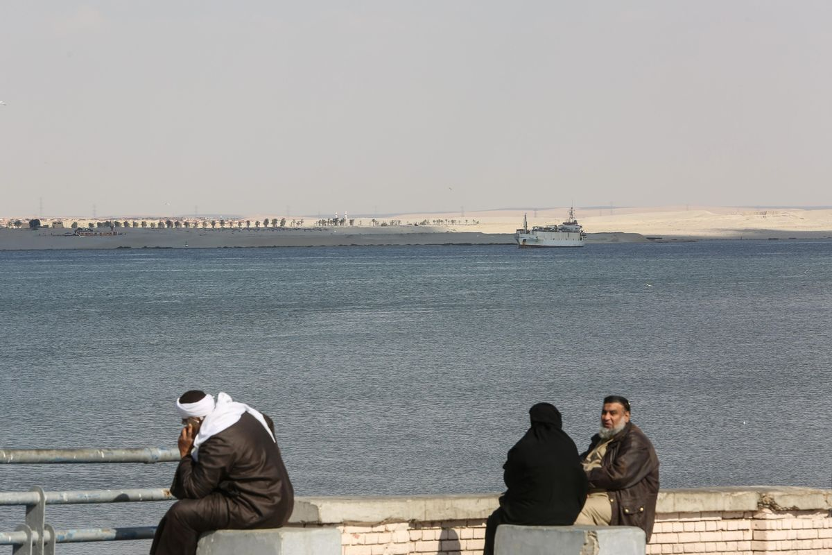 What Is the Suez Canal and Why Is It So Important? thumbnail
