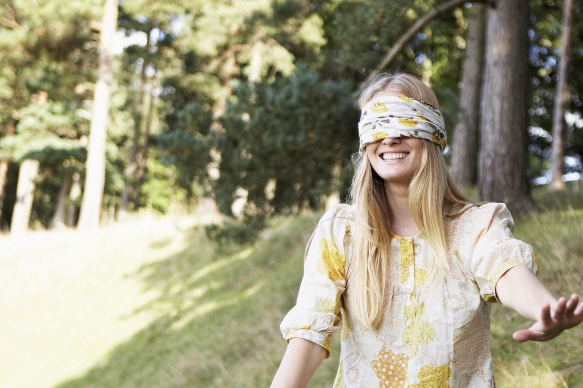 The Millennial Vacation: Blindfolded and Taken to a Tiny House