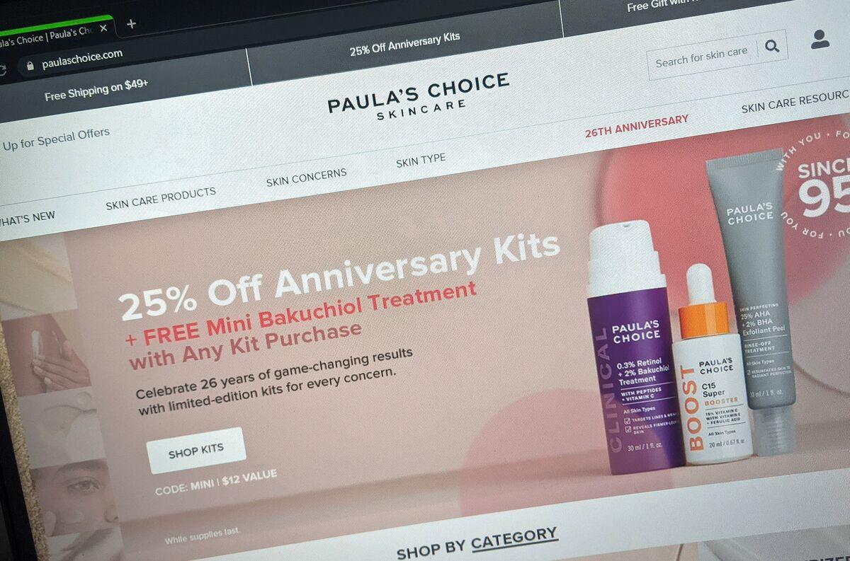 Skincare Brand Paula's Choice Said to Explore IPO This Year