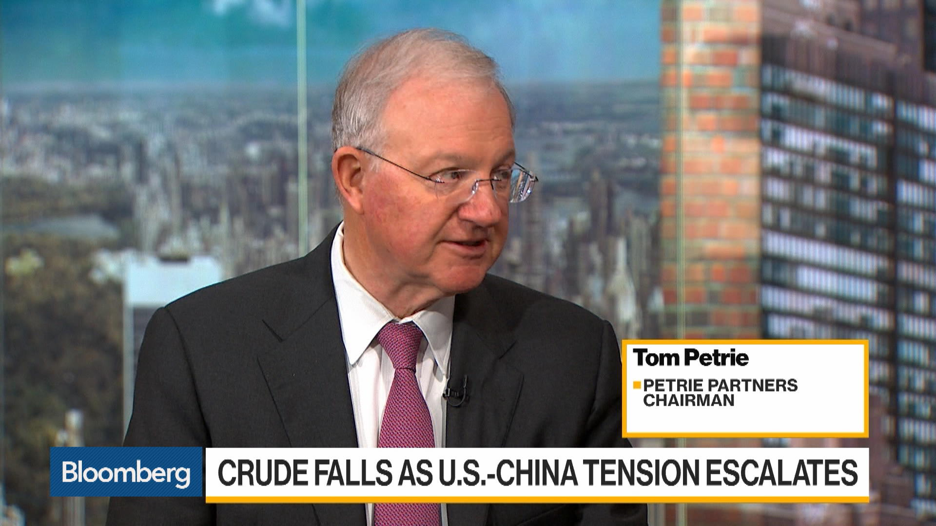 Oil Industry Consolidation to Increase: Tom Petrie