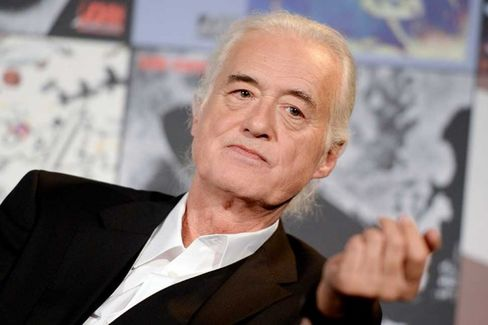 Jimmy Page Says Stairway to Heaven Ripoff Claim Is 'Ridiculous'