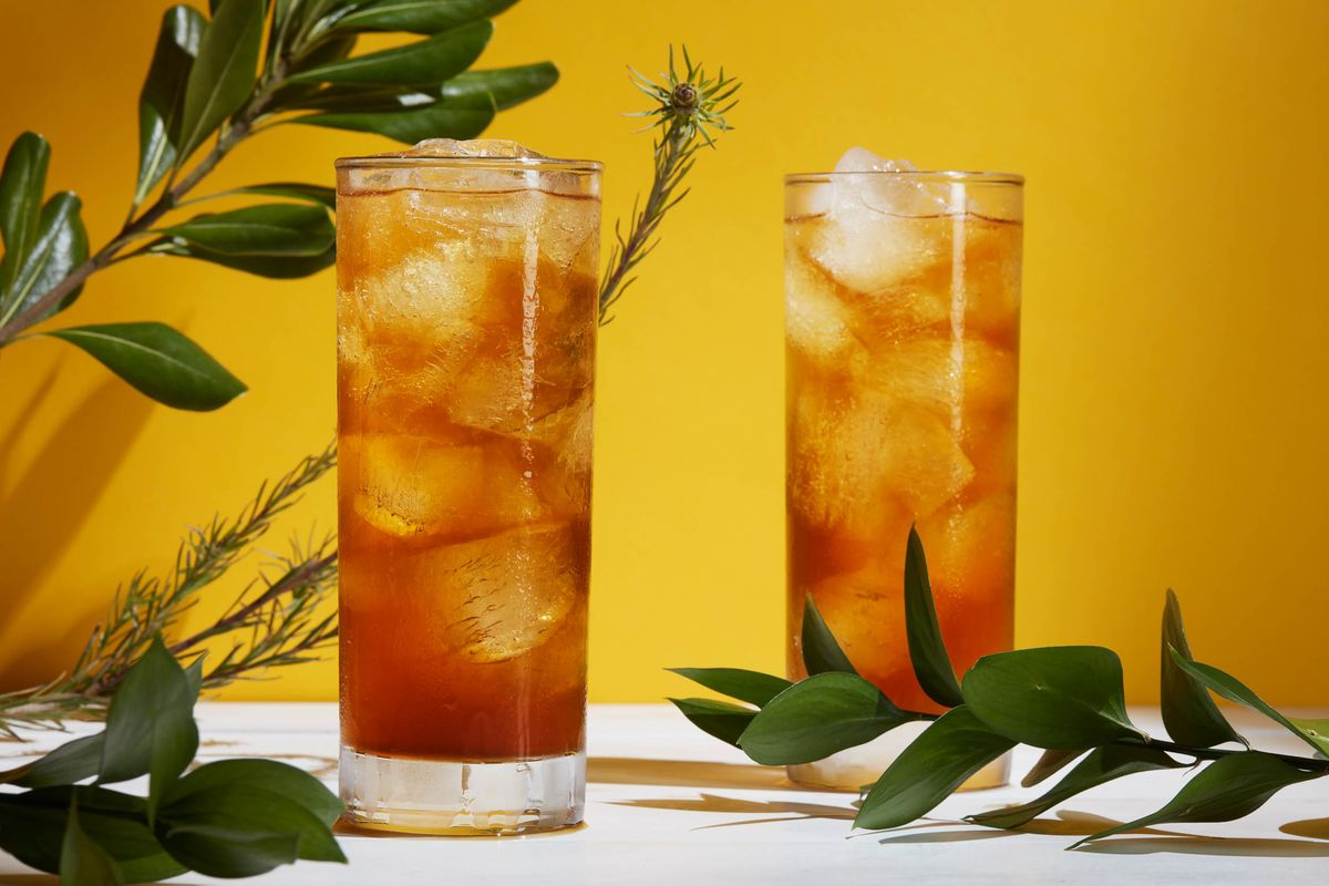 Summer's Dog Days Call for a Sparkling Coffee-Maple Cocktail