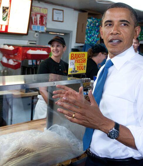 President Barack Obama Small Business