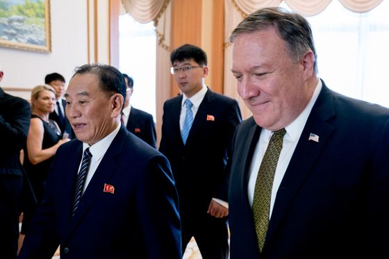 Pompeo Departs North Korea Without Any Breakthroughs