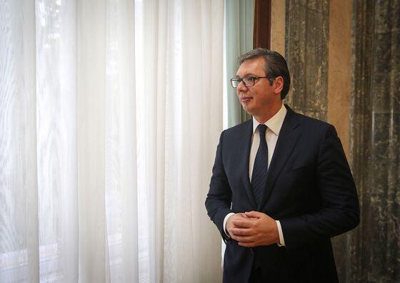 Putin Receives Hero's Welcome as Serbia Seeks Leverage on Kosovo
