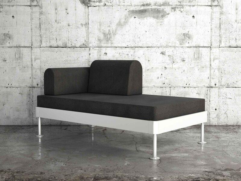 Liegesofa Ikea tom dixon s open source ikea delaktig sofa wants to be hacked