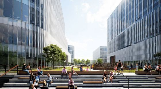 Facebook's New Campus for Oculus Gets $515 Million of Financing