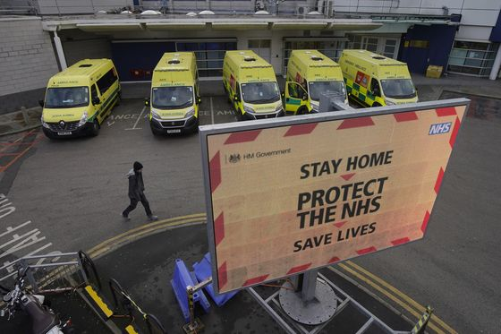 Swamped Hospitals Expose Depth of Britain's Unfolding Crisis