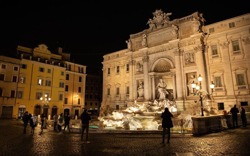 Virus de Roma Italia