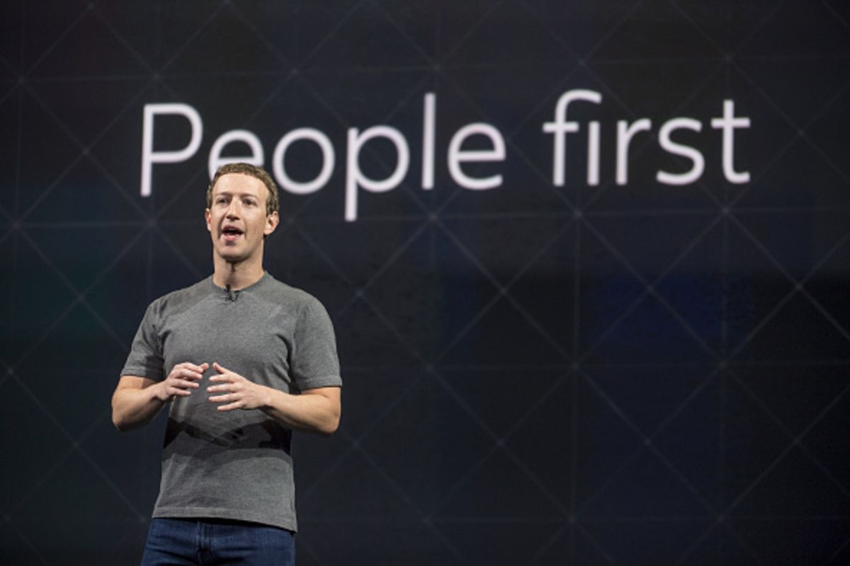 Mark Zuckerberg\'s Manifesto for Facebook Offers a Social Dystopia ...