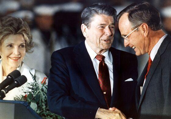 George H.W. Bush, U.S. President as Iron Curtain Fell, Dies at 94