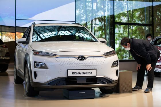 Hyundai's $900 Million Recall Shows How Costly EVs Can Be