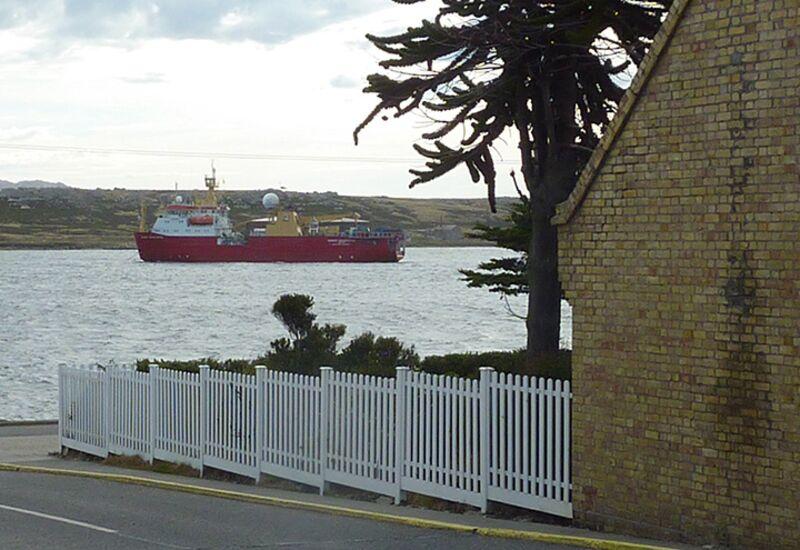 Falklands Oil Wealth