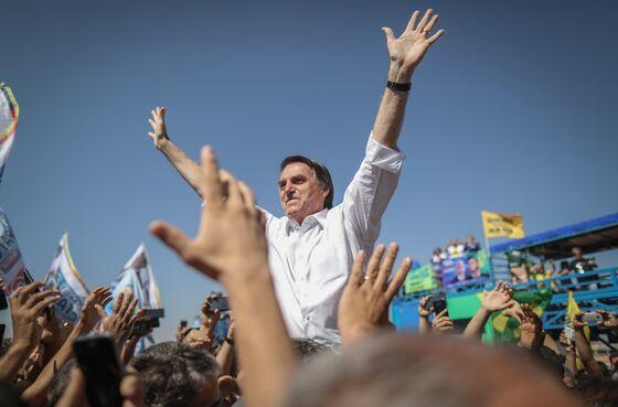 Risk Consultant PRS Plays Down Risk of Bolsonaro's Populist Past