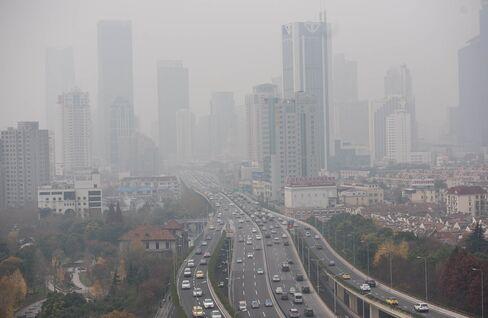 Shanghai air