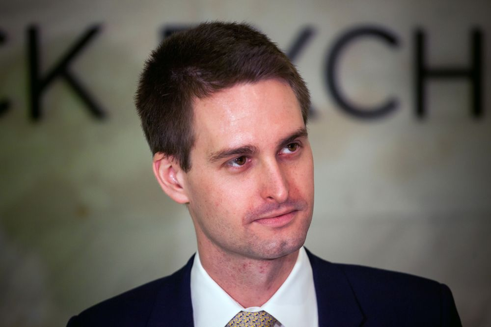 Snap CEO Picked a New Business Chief, Then Changed His Mind