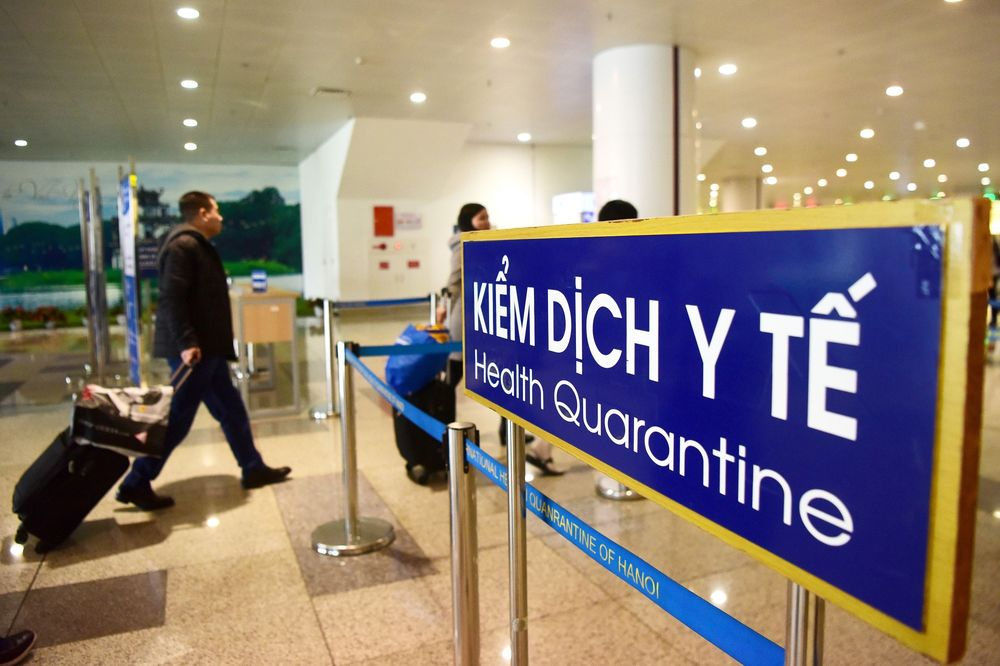 Vietnam Quarantines 900 People Arriving From China Official Bloomberg