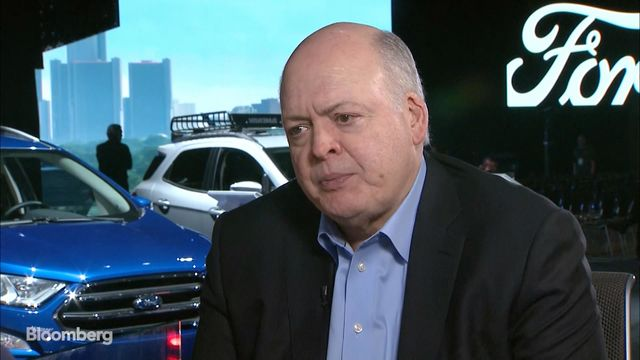 Unhappy With Ford's Performance, CEO Looks to VW for Relief