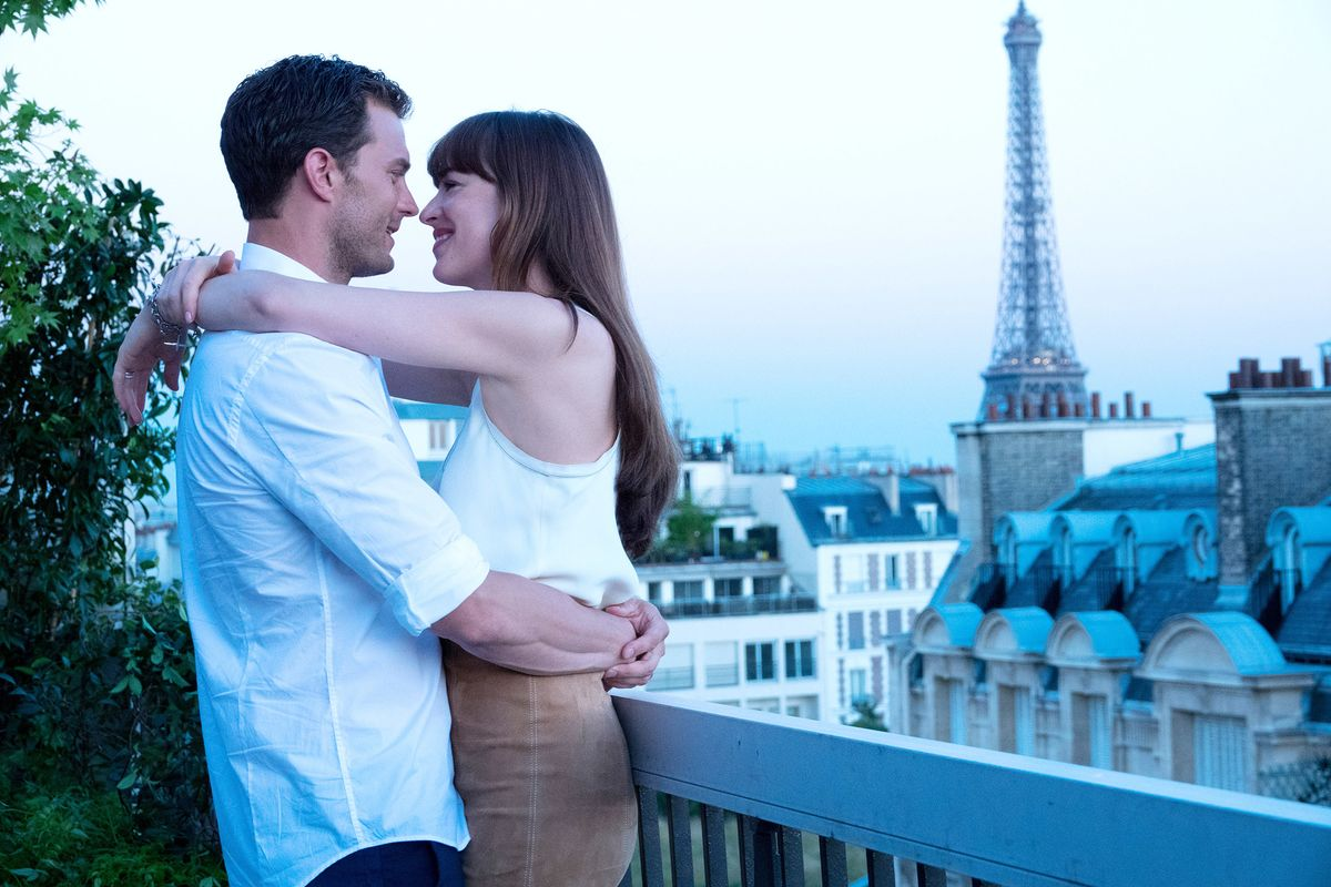 'Fifty Shades Freed' Leads Three New Films in Weekend Box Office