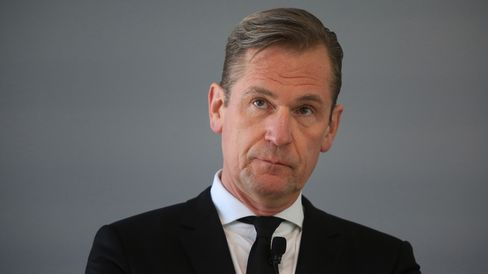 Mathias Doepfner, chief executive officer of Axel Springer SE.
