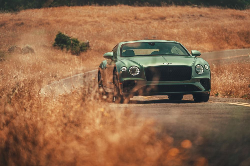 2020 Bentley Continental Gt V8 Review When Less Is So Much More