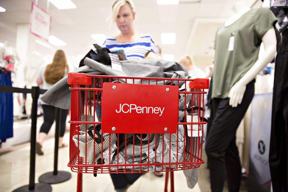 J.C. Penney Said to Prep for Debt Talks Ahead of Holiday Season