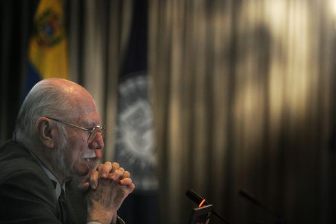 Former Venezuelan Planning Minister Jorge Giordani
