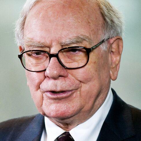 Berkshire Hataway CEO Warren Buffett