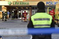 Czech Hospital Shooting