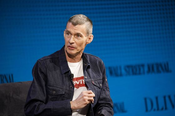 Levi's CEO Says Baggy Jeans Are Making a Comeback
