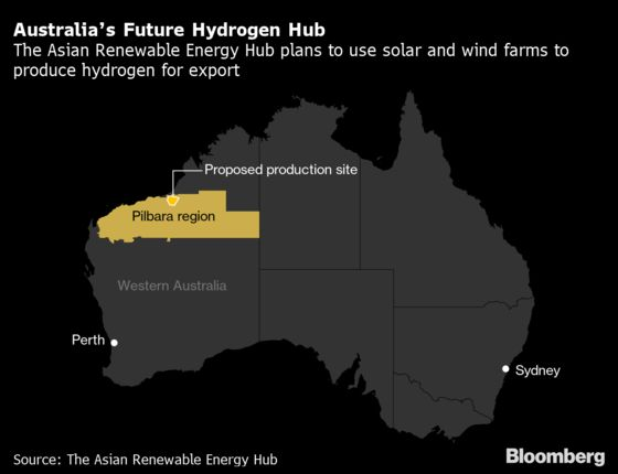 Giant Hydrogen Project in Australia Wins Path to Faster Approval