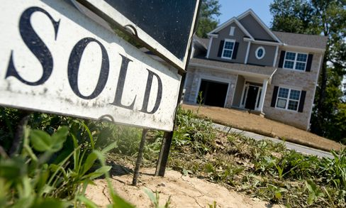 Purchases of New Homes in U.S. Probably Rebounded in July