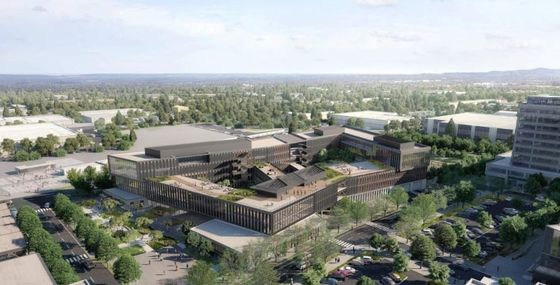 Facebook Buys REI Headquarters, Showing Life for Offices