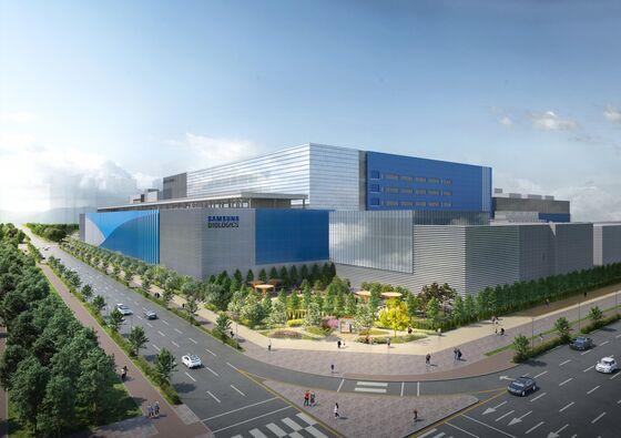 Samsung Bio Speeds Up $1.5 Billion Plant Project Amid mRNA Push